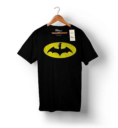 Camiseta – Bass Batman – Preta