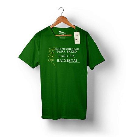Camiseta – Logo Eu – Verde
