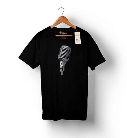 Camiseta – Vocalista 2 – Preta