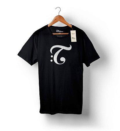 Camiseta – ToqueMaisBaixo 1 – Preta