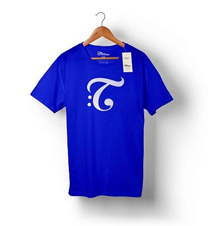 Camiseta – ToqueMaisBaixo 1 – Azul Royal