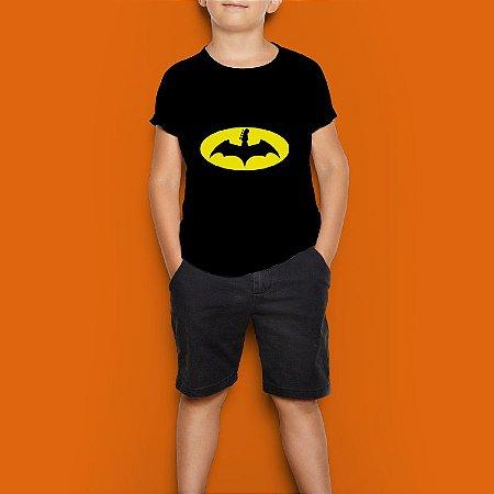 Camiseta Kids - BassBatman