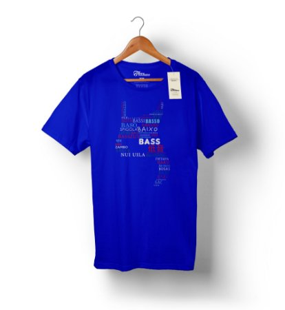 Camiseta Bass World