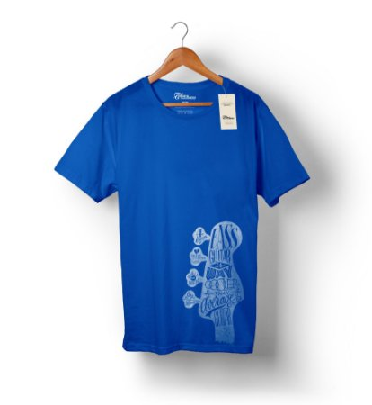 Camiseta Headstock 3