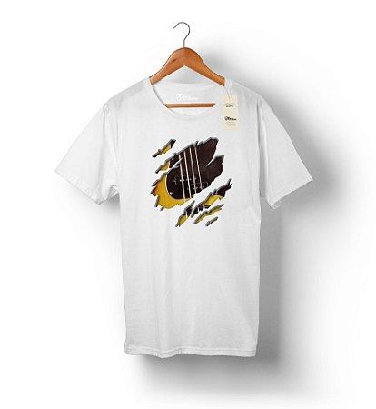 Camiseta Baixista Sincero - Jazz