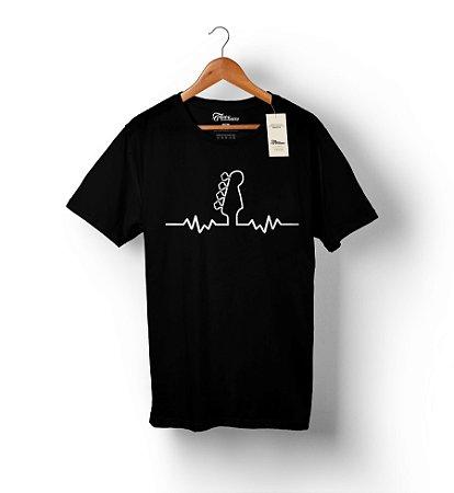 Camiseta Bass Frequência