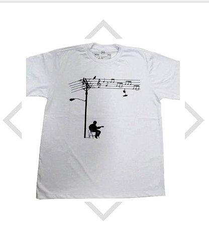 Camiseta Poste Musical