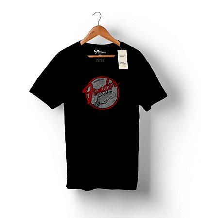 Camiseta - Marcas - Fender 3