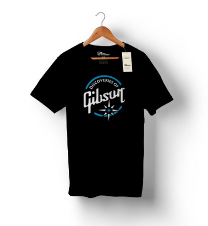 Camiseta - Marcas - Gibson 3