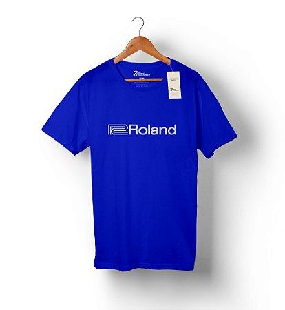 Camiseta - Marcas - Roland