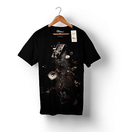 Camiseta Full Print - Music 2