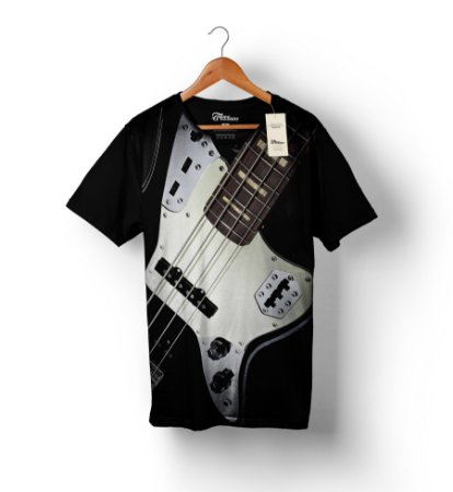 Camiseta Full Print - Bass 2