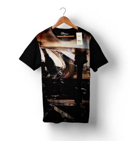 Camiseta Full Print - Drum 1