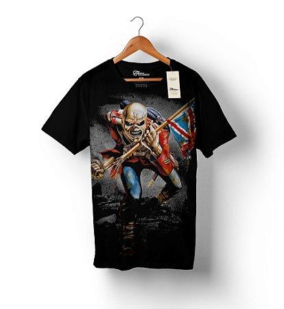 Camiseta Full Print - Iron Maiden 1