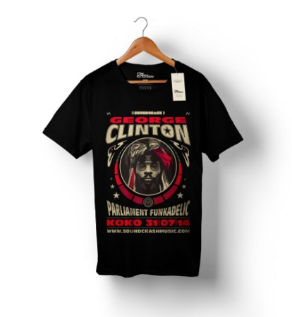 Camiseta Full Print - Funkadelic 1