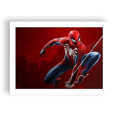 Quadro - Homem Aranha 1 - 30 X 20