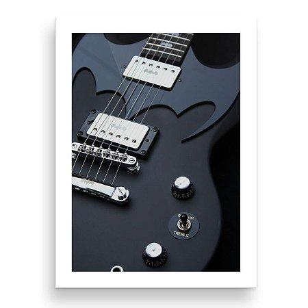 Quadro - Guitar Batman - 20 X 30