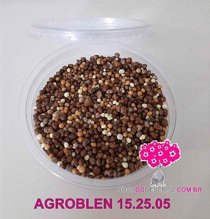 Agrocote / Agroblen 13 25 05 Satarter – Liberação lenta até 6 meses – pote 250 Gramas (Osmocote) + Micros
