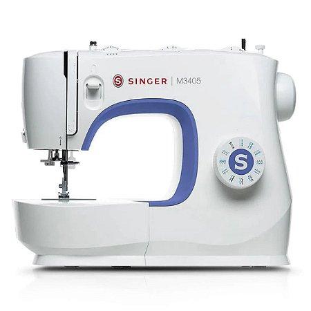 Máquina de Costura Singer   Doméstica M3405 110V