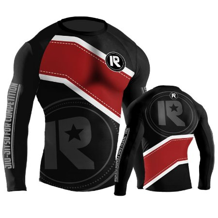 Rashguard Modelo Competidor 2017