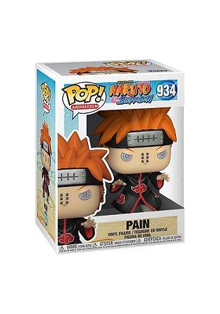 Boneco Funko Pop Animation Naruto Shippuden Nagato Pain 934
