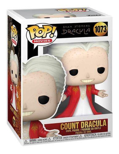 Boneco Funko Pop Conde Vlad Dracula Stokers 1073 Original