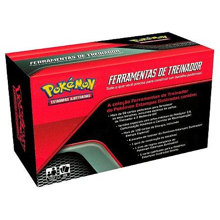 Pokémon Tcg Ferramentas Treinador Toolkit 208 Cartas Cards