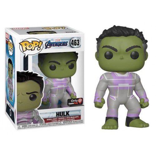 Boneco Funko Hulk Avengers 463 Vingadores