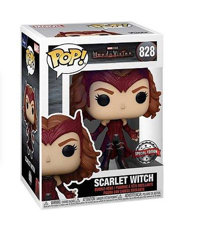 Boneco Funko Scarlet Witch lev 828