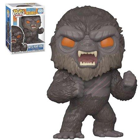 Funko Pop Battle Ready Kong 1020 Godzilla vs. Kong