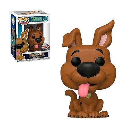 Boneco Funko Pop Movies Cachorro Scooby Doo 910