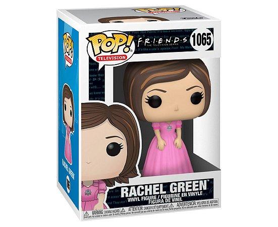 Boneco Funko Pop Friends Rachel Green 1065 Central Perk