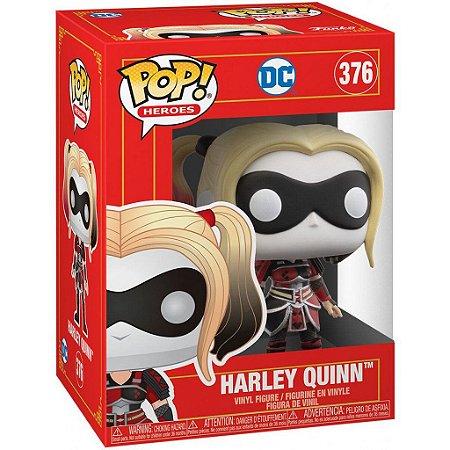 Boneco Funko Pop Arlequina Harley Quinn Dc Comics 376