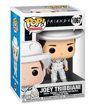 Boneco Funko Pop Friends Joey Tribbian 1067 Central Perk