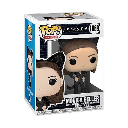 Boneco Funko Pop Friends Monica Geller 1069 Central Perk