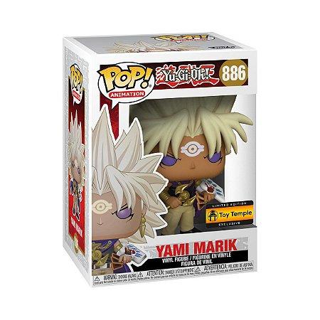 Boneco Funko Pop Anime Yu Gi Oh 2 Yami Marik 886 Exclusivo