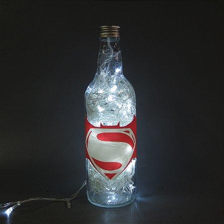Luminária Batman Vs Superman