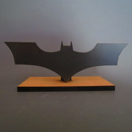 Escultura Batarang - Batman Begins