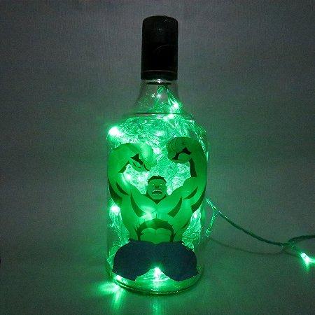Luminária Incrível Hulk