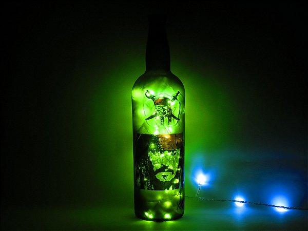 Luminária Capitão Jack Sparrow