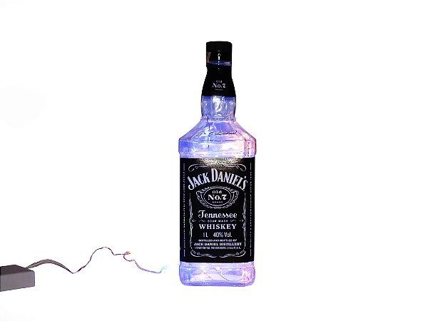 Luminária Jack Daniel's Luz de cobre