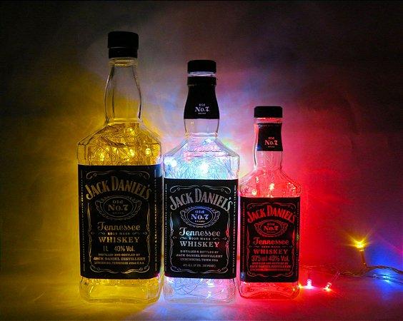 Jack Daniel's 3 luminária