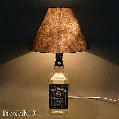 Abajures Jack Daniel's