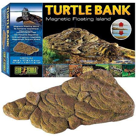 Exo Terra Turtle Sland Plataforma Tartaruga M