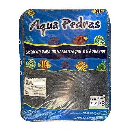 Basalto Aquapedras Nº0 Fino 12,5 Kg