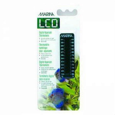 Termômetro Digital LCD Marina de Fita