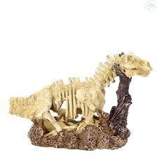 Dinossauro Enfeite Decoração Para Terrários e Aquários