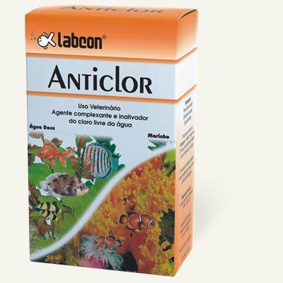 Condicionador Anticlor Labcon Alcon 15ml