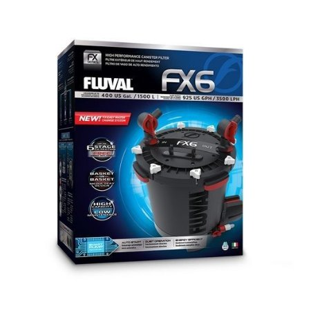 Filtro Canister Fluval FX6