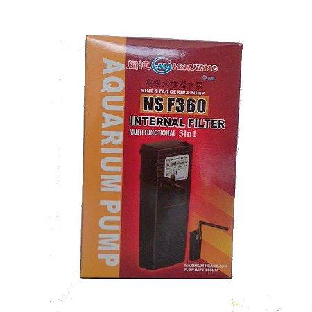 Filtro Interno Minjiang NS-F360